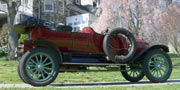 1912 Stanley Touring Model 87