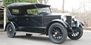 1922 Stanley Touring Model 740
